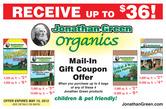 2012 JG Organic Rebate 2